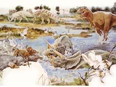 Dinosaurios del Cretácico